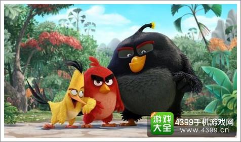 愤怒的小鸟2三大角色