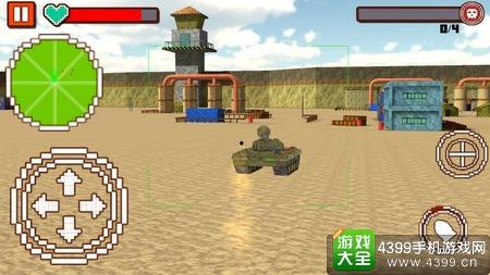 像素坦克切换视角