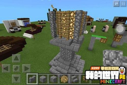 我的世界古风建筑教程