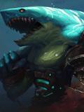 全民超神海鲨之王阿格尔图鉴 海鲨之王属性技能