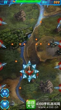 雷霆EX星际大战防御