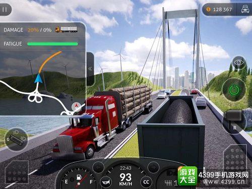 卡车模拟2016