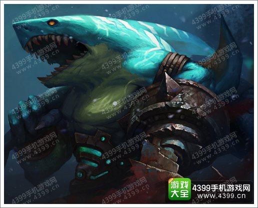 全民超神海鲨之王