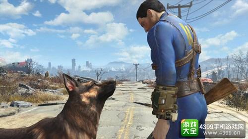 《辐射4》官方中文发售确定 11月11日发售
