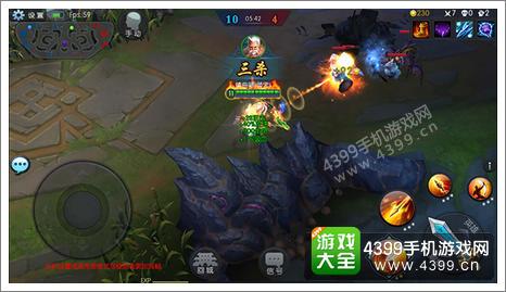 梦三国手游预下载开放 四大游戏特色曝光