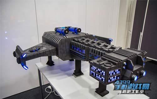 战巡舰电脑主机1