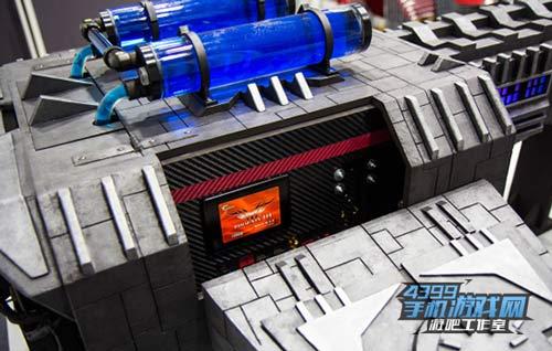 战巡舰电脑主机2