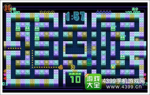 吃豆人锦标赛DX全屏触控