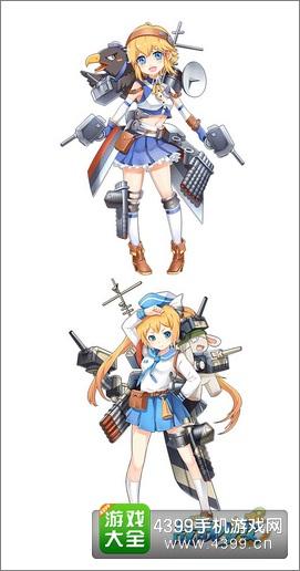 《战舰少女》新版本今日上线