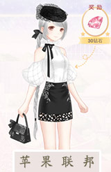 奇迹暖暖黑白名媛套装怎么得 黑白名媛套装图鉴
