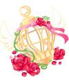 奥比岛女爵玫瑰花笼