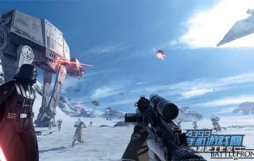 《星球大战:前线》联动小游戏《基地指令》1