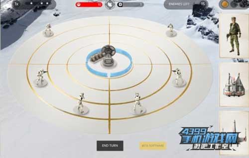 《星球大战:前线》联动小游戏《基地指令》3