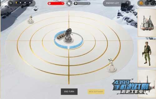 《星球大战:前线》联动小游戏《基地指令》4