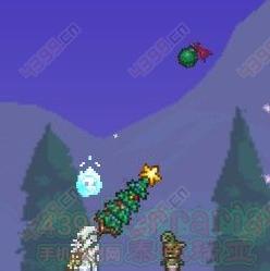 泰拉瑞亚圣诞树剑