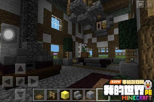 我的世界田园小屋建筑教程