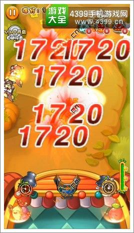 燃烧的蔬菜4新鲜战队第70关困难模式攻略