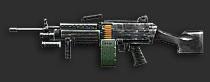 火线精英M249