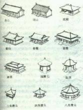 我的世界中式建筑教学 屋顶是中式建筑的灵魂