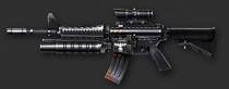 火线精英M4榴弹