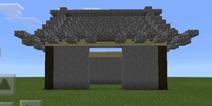 我的世界中式建筑教学 屋顶图文教学攻略