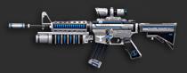 火线精英M4榴弹-ZERO