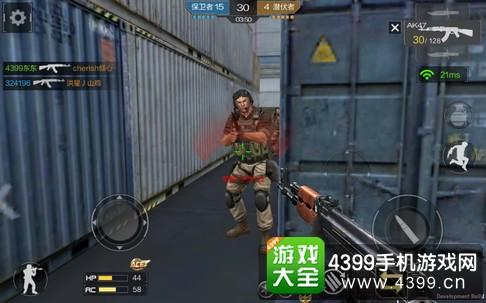 穿越火线(荒岛特训上线)AK47使用技巧