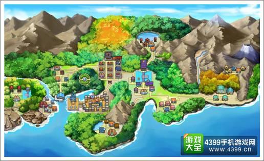 《口袋之旅》即将更新 开放新区隐藏图