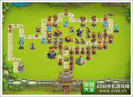 帝国塔防3游戏介绍