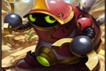 《超神战记》十月新英雄 给你不一样的披甲龙龟