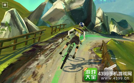 极限自行车手游