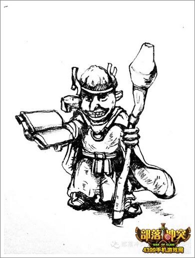 部落冲突新英雄艺术作品赛优秀作品赏(国内版)