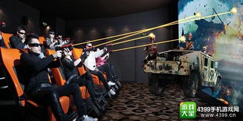 从3D电影到VR游戏 你准备好进入作品中了吗?