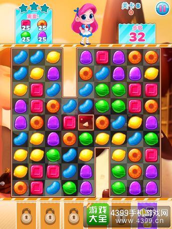 糖果缤纷乐狂欢手游