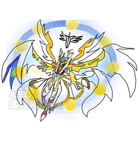 自创精灵---神迹大天使