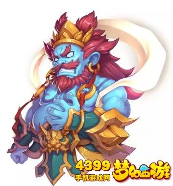 梦幻西游手游巨灵神将怎么样 巨灵神将属性图鉴
