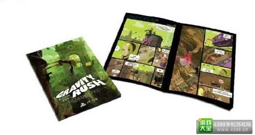 《重力异想世界 重置版》国行即将上市 限定版同步发行