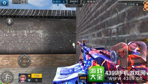 全民枪战2(枪友嘉年华)MG4好不好