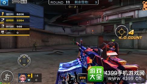 全民枪战2(枪友嘉年华)MG4评测解析