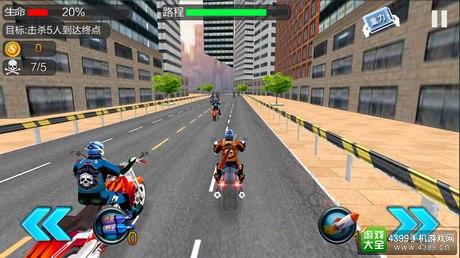 暴力摩托极速狂飚怎么样