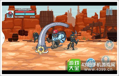 银子弹超级充能人组合攻击