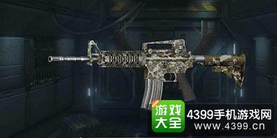 全民枪王M4A1突袭