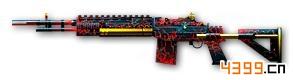 火线精英手机版M14EBR-灭世