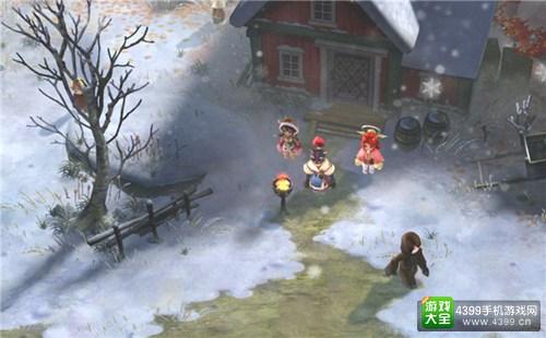 SE新作《祭品与雪的刹那》 16年2月18日发售确定