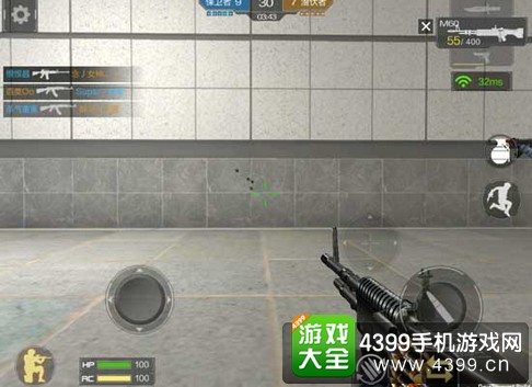 CF手游M60使用技巧