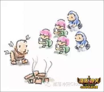 部落冲突攻略