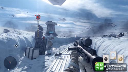 《星球大战:前线》IGN评分出炉 游戏模式略单调