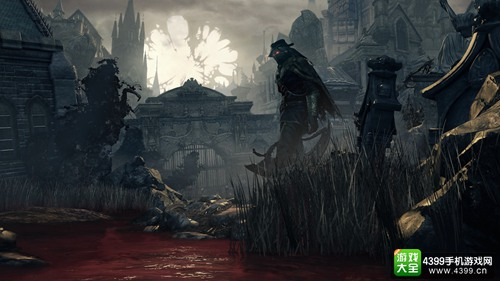 """《血源诅咒》DLC即将发售 11月24日化身""""老猎人"""""""