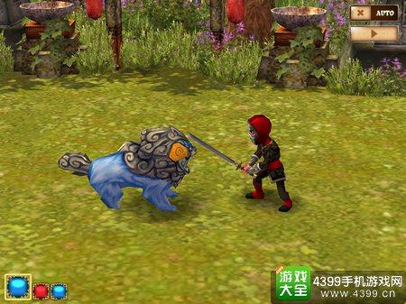 龙之忍者动作设计
