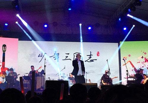 DEF2015独立音乐嘉年华 小旭音乐引爆全场